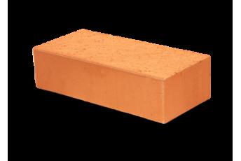 Кирпич печной одинарный полнотелый красный 250×120×65 М200 ОАО Керамика 1-й цех